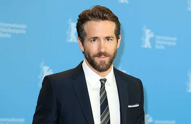 Ryan Reynolds - 65th Annual Berlinale International Film Festival