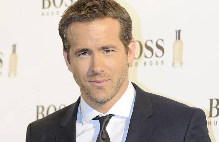 Ryan Reynolds - 15th Anniversary Celebration of Hugo Boss