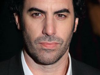 "Sacha Baron Cohen - ""Les Miserables"" World Premiere"