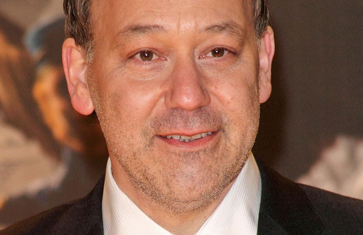 "Sam Raimi - ""Oz the Great and Powerful"" European Premiere - Arrivals"