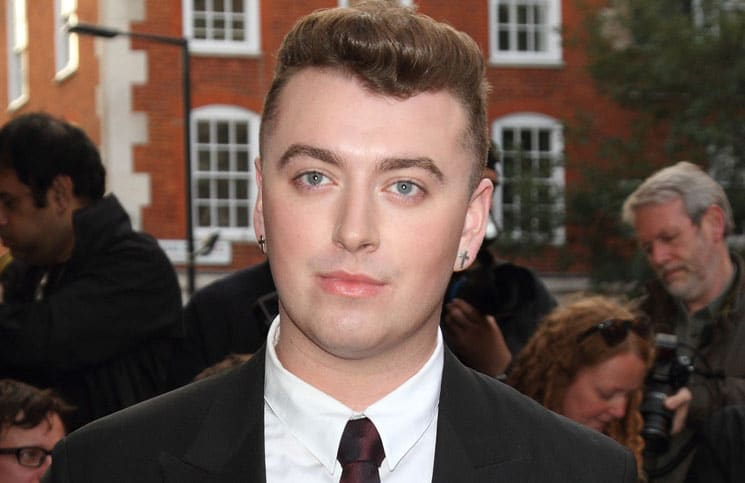 Sam Smith - GQ Men of the Year Awards 2014