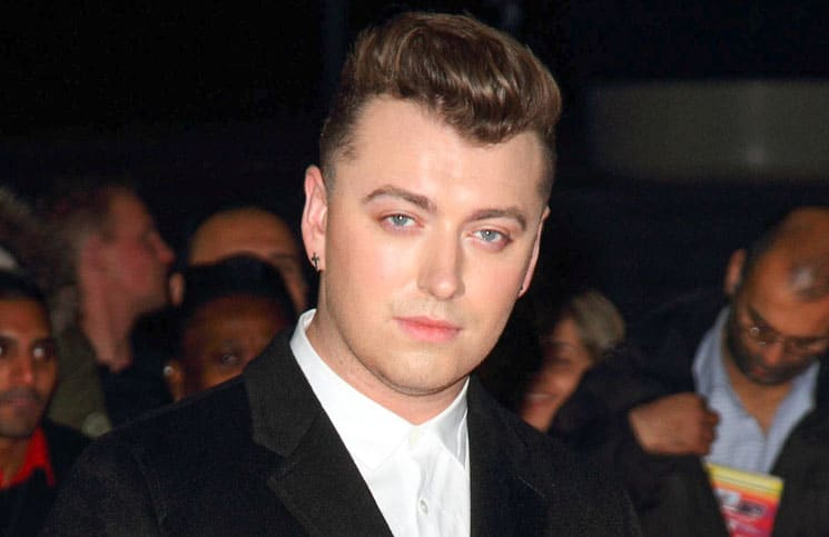 Sam Smith - MOBO Awards 2014