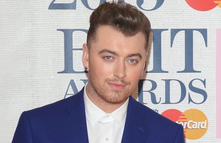 Sam Smith - BRIT Awards 2015 - Arrivals