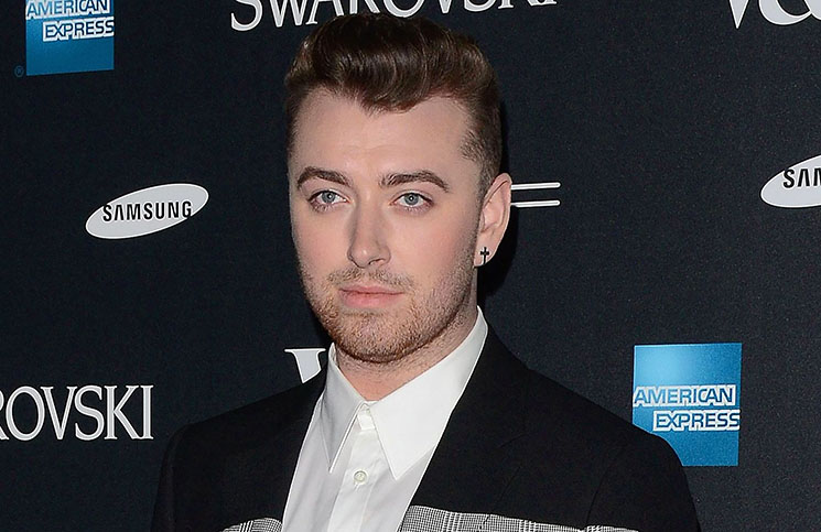 "Sam Smith nervös wegen ""Bond-Song-Premiere"" - Musik News"