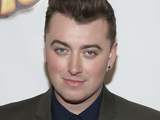Sam Smith - z100's Jingle Ball 2014 in New York - Arrivals