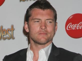 Sam Worthington - ShoWest 2010