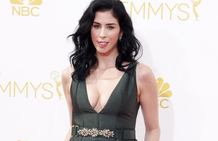 Sarah Silverman - 66th Annual Primetime Emmy Awards - Arrivals