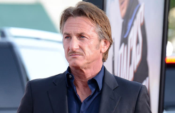 "Sean Penn - ""A Million Ways To Die In The West"" Los Angeles Premiere"