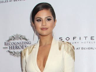 Selena Gomez - 3rd Annual Unlikely Heroes Awards Dinner and Gala to Benefit Child Victims of Sex Slavery