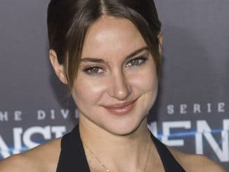 "Shailene Woodley - ""The Divergent Series: Insurgent"" New York City Premiere"