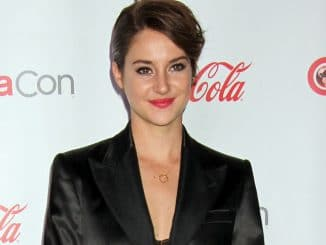 Shailene Woodley - CinemaCon 2014 - Day 4