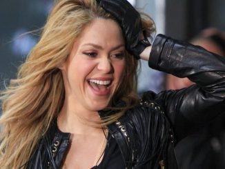 "Shakira in Concert on NBC's ""Today Show"" at Rockefeller Center in New York City"