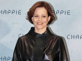 "Sigourney Weaver - ""Chappie"" Berlin Photocall"