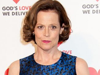 Sigourney Weaver - God's Love We Deliver 2013 Golden Heart Awards