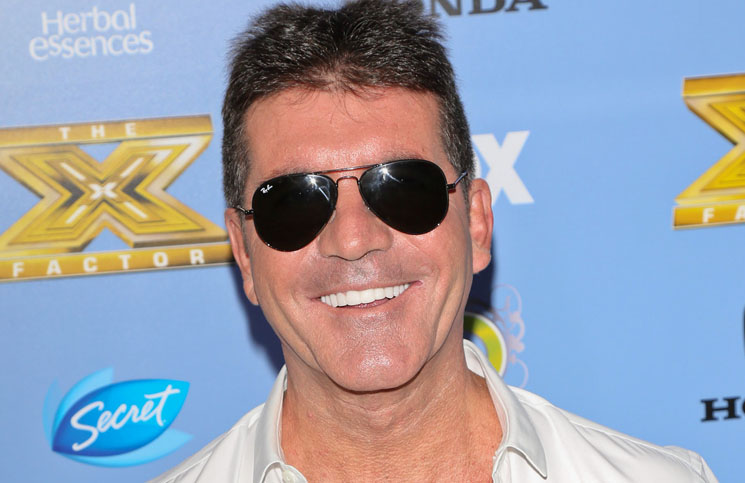 "Simon Cowell - ""The X Factor"" Season 3 Premiere"