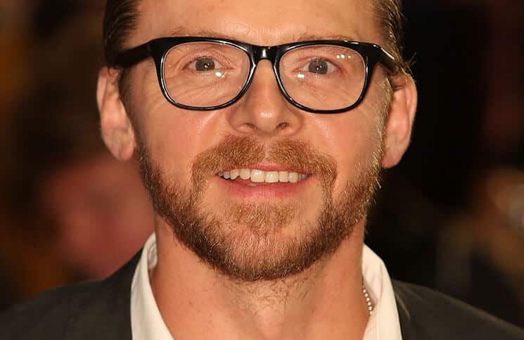 Simon Pegg - 58th Annual BFI London Film Festival