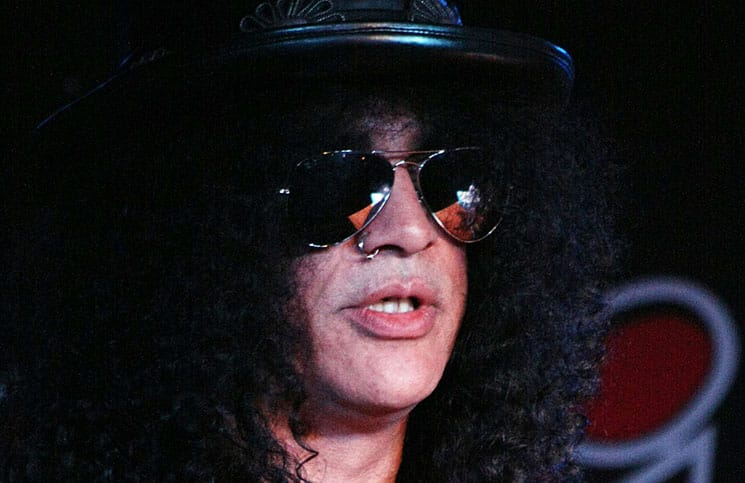 Slash - An Evening with Slash at Rolling Stone Live Lodge in Melbourne