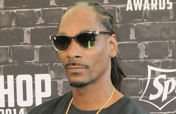 Snoop Dogg - BET Hip Hop Awards 2014