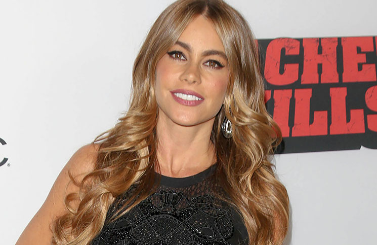 "Sofia Vergara - ""Machete Kills"" Los Angeles Premiere"