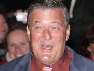 """Stephen Fry - """"The Hobbit: The Battle of the Five Armies"""" World Premiere"""