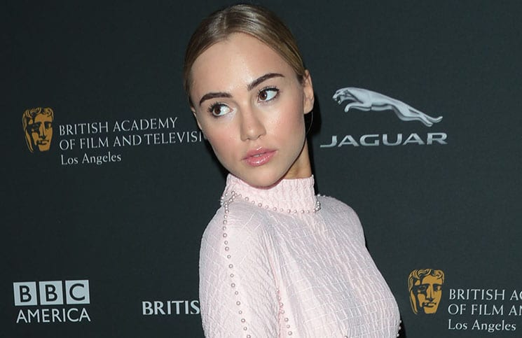 Suki Waterhouse - BAFTA Los Angeles 2013 Britannia Awards Presented by BBC America