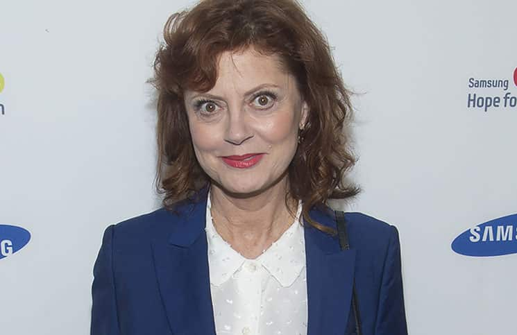 Susan Sarandon - Samsung Hope For Children Gala 2014 in New York City