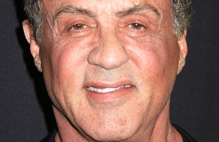 "Sylvester Stallone - ""Reach Me"" Los Angeles Premiere"