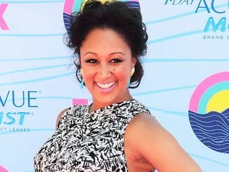 Tamera Mowry - 2012 Teen Choice Awards