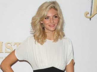 "Tamsin Egerton - ""Justin and the Knights of Valour"" UK Premiere"
