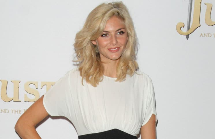 """Tamsin Egerton - """"Justin and the Knights of Valour"""" UK Premiere"""