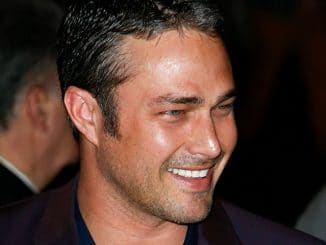 """Taylor Kinney - """"The Other Woman"""" New York City Screening"""