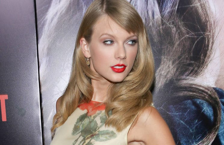 Taylor Swift weiter top in den