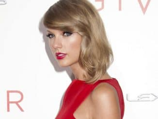 """Taylor Swift - """"The Giver"""" New York City Premiere"""