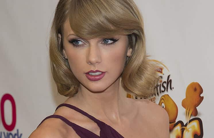 Taylor Swift - z100's Jingle Ball 2014 in New York - Arrivals