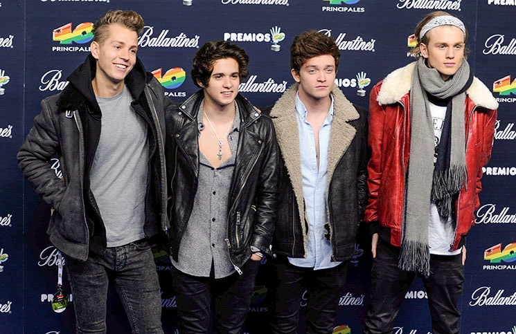 The Vamps - 40 Principales Awards 2014