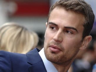 "Theo James - ""Divergent"" European Premiere"