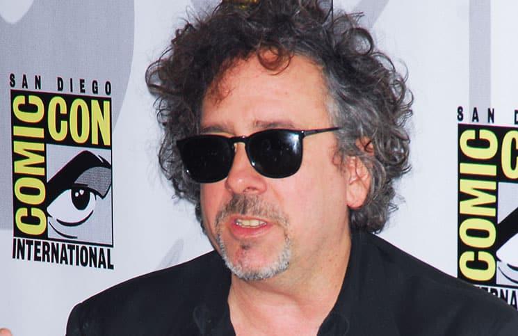 Tim Burton: Midlife-Crises Schuld an Trennung? - Promi Klatsch und Tratsch