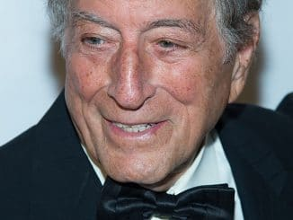 Tony Bennett - Friars Foundation Gala Honoring Robert DeNiro and Carlos Slim in New York City