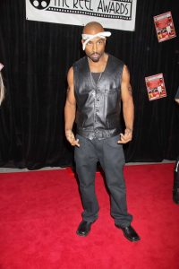 Tupac Shakur - 20th Annual Reel Awards at the Golden Nugget in Las Vegas on February 24, 2011