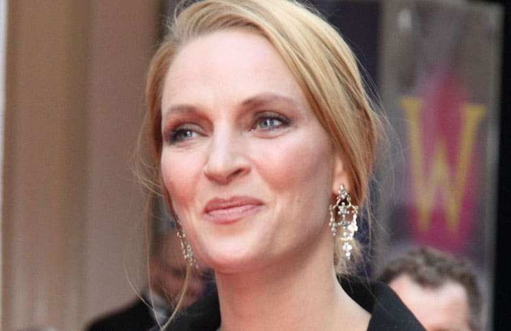 """Uma Thurman - """"Charlie and the Chocolate Factory"""" Musical Opening Night"""