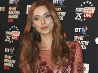 Una Foden - BT Sport Industry Awards 2014
