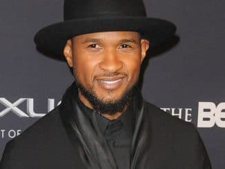 Usher - 2015 BET Honors - Arrivals