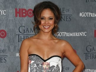"Vanessa Lachey - ""Game Of Thrones"" Season 4 New York City Premiere"