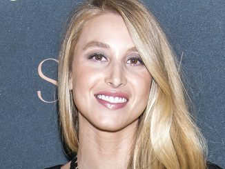 "Whitney Port - Cocktails to Celebrate Launch of ""Show"" Beauty in New York City"