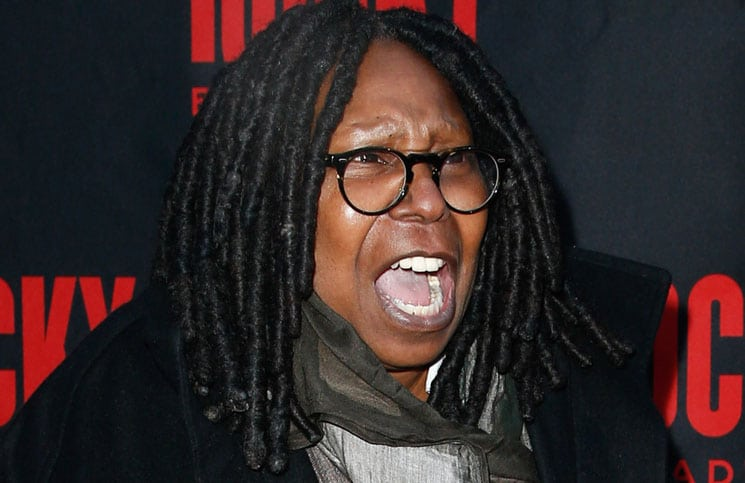 "Whoopi Goldberg - ""Rocky"" Broadway Opening Night - Arrivals"