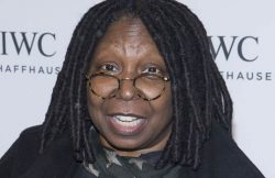 "Whoopi Goldberg - IWC Schaffhausen Celebrates Tribeca Film Festival's ""For the Love of Cinema"" Dinner in New York City"
