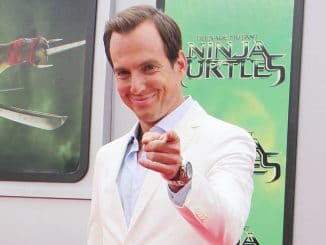 "Will Arnett - ""Teenage Mutant Ninja Turtles"" Los Angeles Premiere"