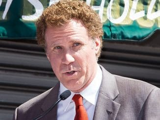 Will Ferrell - Will Ferrell Honored with a Star on the Hollywood Walk of Fame