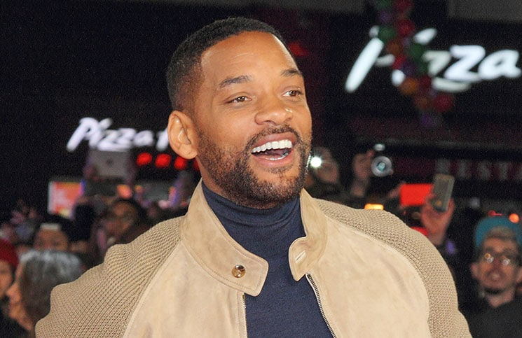"Will Smith - ""Focus"" UK Special Screening"