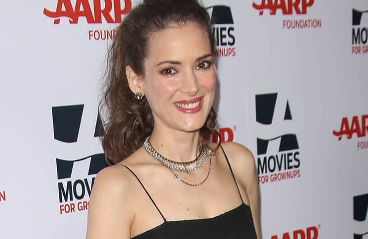 Winona Ryder - 13th Annual Movies for Grownups Awards Gala